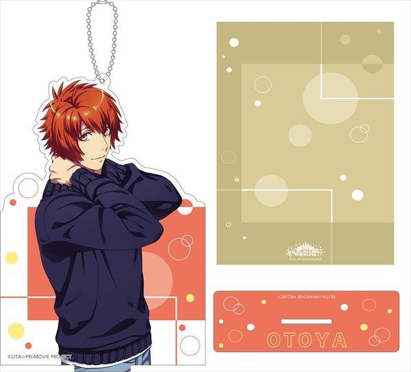 『うたの☆プリンスさまっ♪』スタンド付きアクリルキーホルダー[全18種] 1600円