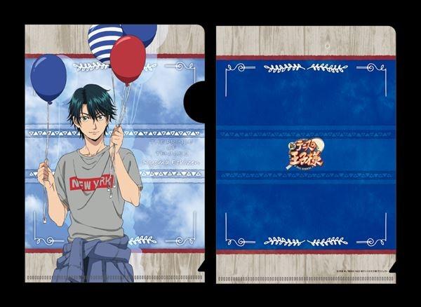 『新テニスの王子様』トレーディングミニクリアファイルポストカード付き[全7種] 500円