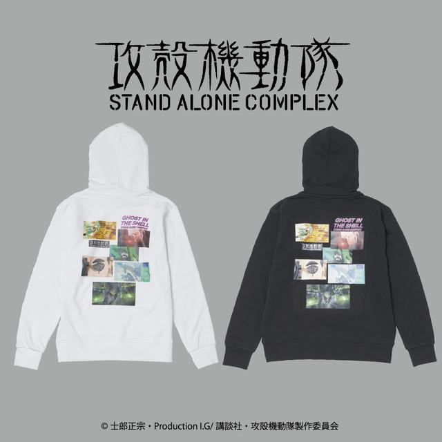 SAC _9課パーカー 7,500円(税別)「攻殻機動隊 POP UP STORE」