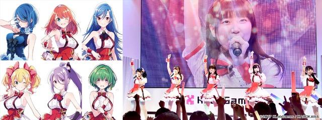 「AnimeJapan 2019」KLabGames『ラピスリライツ ~この世界のアイドルは魔法が使える~』AnimeJapan 2019 スペシャルステージ