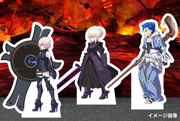 『Fate/Grand Order』写真撮影スポット