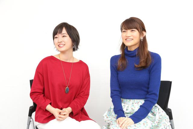 TVアニメ『エガオノダイカ』花守ゆみり・早見沙織
