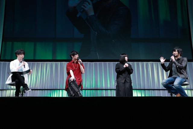 「AnimeJapan 2019」『Dr.STONE』ステージの模様