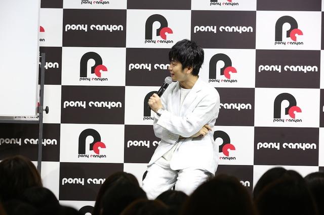 声優アーティスト:福山潤/「AnimeJapan 2019」ポニーキャニオンブース