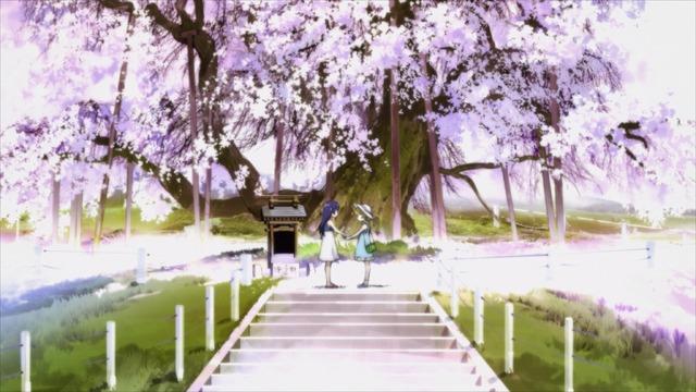 三春町PRアニメ『愛姫 MEGOHIME』(C)三春町/ガイナ・福島ガイナ