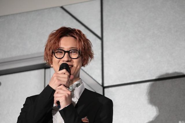 『ULTRAMAN』ワールドプレミア(C)円谷プロ(C)Eiichi Shimizu,Tomohiro Shimoguchi (C)ULTRAMAN製作委員会