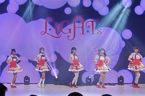 「AnimeJapan 2019」『ラピスリライツ ~この世界のアイドルは魔法が使える~』のスペシャルステージの模様「AnimeJapan 2019」『ラピスリライツ ~この世界のアイドルは魔法が使える~』のスペシャルステージの模様