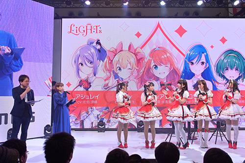 「AnimeJapan 2019」『ラピスリライツ ~この世界のアイドルは魔法が使える~』のスペシャルステージの模様