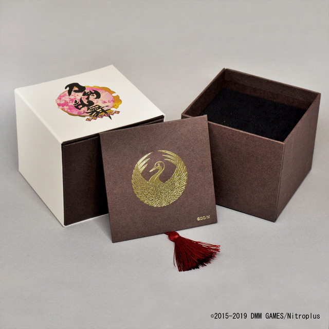 『刀剣乱舞-ONLINE-』ジュエリー「限定BOX」