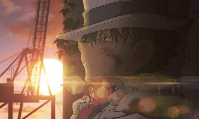 映画『名探偵コナン 紺青の拳(こんじょうのフィスト)』(C)2019 青山剛昌/名探偵コナン製作委員会