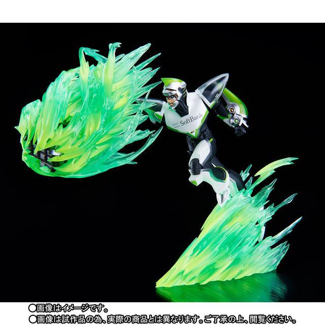 「フィギュアーツZERO ワイルドタイガー -BATTLE STYLE-」販売価格:7,020円(税込)(C)BNP/T&B PARTNERS