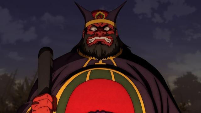 「『ゲゲゲの鬼太郎』第51話 先行場面カット」(C)水木プロ・フジテレビ・東映アニメーション