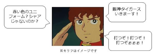 「機動戦士ガンダム コラボナイター」