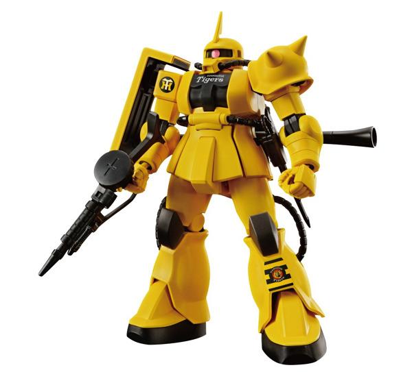 「HG 1/144 MS-06S ザクII タイガース バージョン」2,778円(税抜)