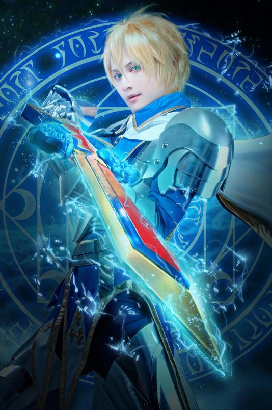 アーサー・ペンドラゴン〔プロトタイプ〕『Fate/Prototype』
