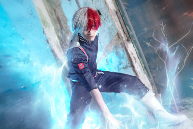 轟焦凍 『僕のヒーローアカデミア』