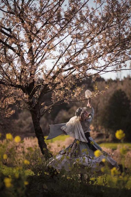 モデル:翠葉木、撮影:うひ丸