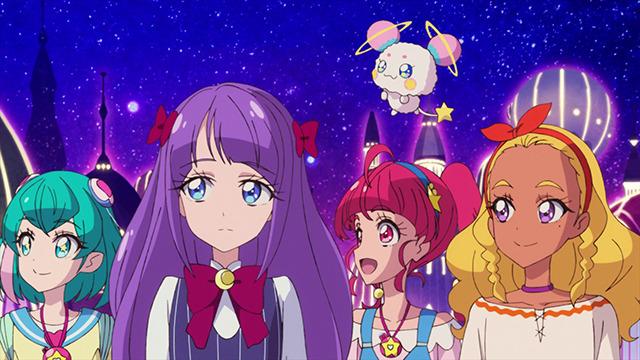 「『スター☆トゥインクルプリキュア』第15話先行カット」(C)ABC-A・東映アニメーション