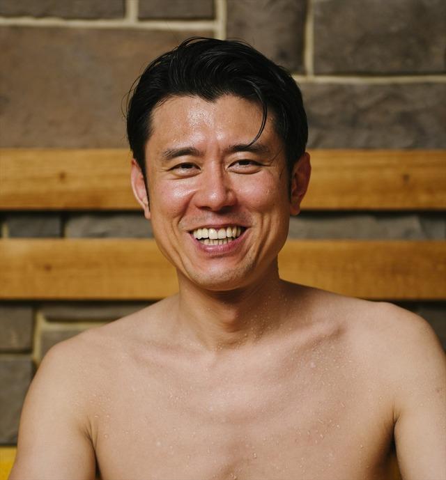 『サ道』ナカタアツロウ役/原田泰造(C)「サ道」製作委員会