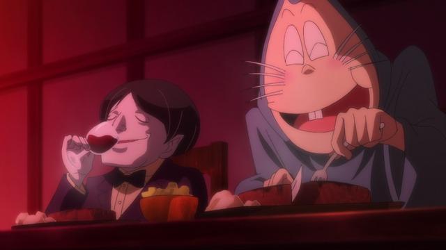 「『ゲゲゲの鬼太郎』第56話先行カット」(C)水木プロ・フジテレビ・東映アニメーション