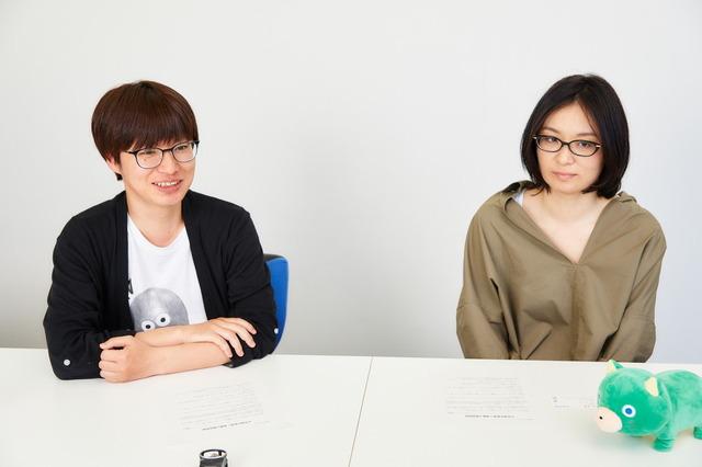 『そばへ』インタビュー 石井俊匡×秦綾子