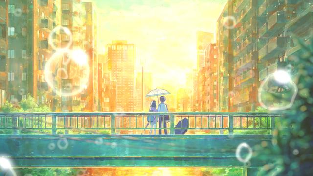 ショートアニメーション『そばへ』(C)2019 MARUI GROUP CO., LTD.