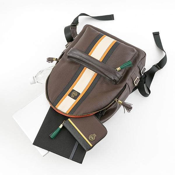 バッグ「ジェミニ・サンライズモデル」29,800円(税別)(C)SEGA