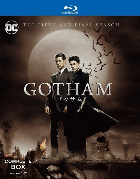 『GOTHAM/ゴッサム』GOTHAM TM & (C) 2019 Warner Bros. Entertainment Inc. All Rights Reserved. GOTHAM and all related elements aretrademarks of DC Comics.