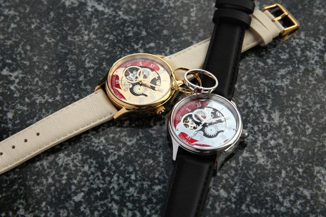 『さらざんまい』コラボレーション リング/腕時計 アイテム(C)イクニラッパー/シリコマンダーズ