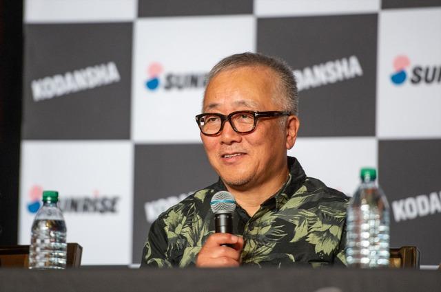 「Anime Expo 2019」サンライズパネル