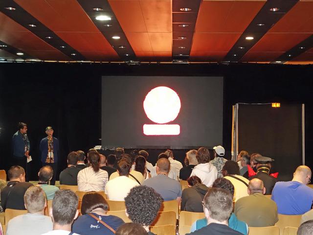 て劇場版『ガンダム Gのレコンギスタ』世界初上映イベントの様子