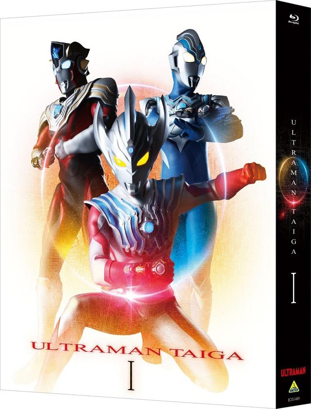 『ウルトラマンタイガ』Blu-ray BOX I(C)円谷プロ(C)ウルトラマンタイガ製作委員会・テレビ東京