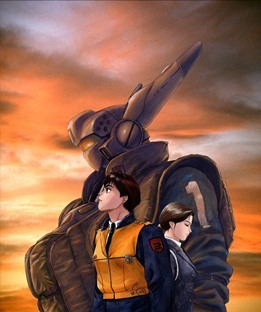 「機動警察パトレイバー 2 the Movie」(C)1993 HEADGEAR / BANDAI VISUAL / TOHOKUSHINSHA / Production I.G