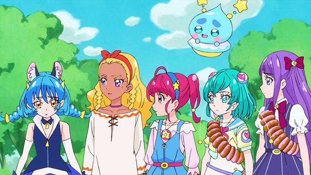 「『スター☆トゥインクルプリキュア』第23話先行カット」(C)ABC-A・東映アニメーション