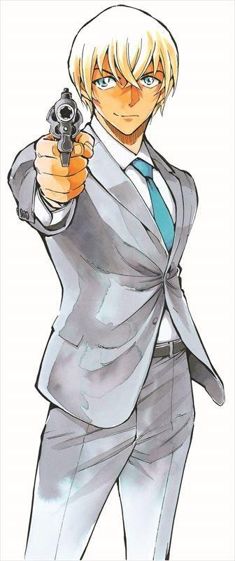 名探偵コナン ゼロの日常(ティータイム)(C)新井隆広/小学館 (C)青山剛昌/小学館