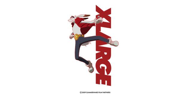 『サマーウォーズ』コラボレーショングラフィック T シャツ「S/S TEE KING KAZUMA」5,500円(税別)(C)2009 SUMMERWARS FILM PARTNERS