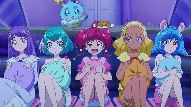 「『スター☆トゥインクルプリキュア』第26話先行場面カット」(C)ABC-A・東映アニメーション