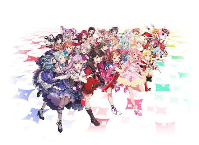 「BanG Dream!」(C)BanG Dream! Project (C)Craft Egg Inc. (C)bushiroad All Rights Reserved.