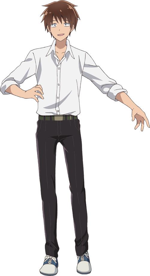 『ぼくのとなりに暗黒破壊神がいます。』相津(C)亜樹新・KADOKAWA/ぼくはか製作委員会