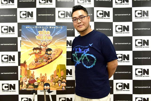 『カートゥーンスペシャル Hola!ビクター&バレンティノ』TM & (c) 2019 Cartoon Network