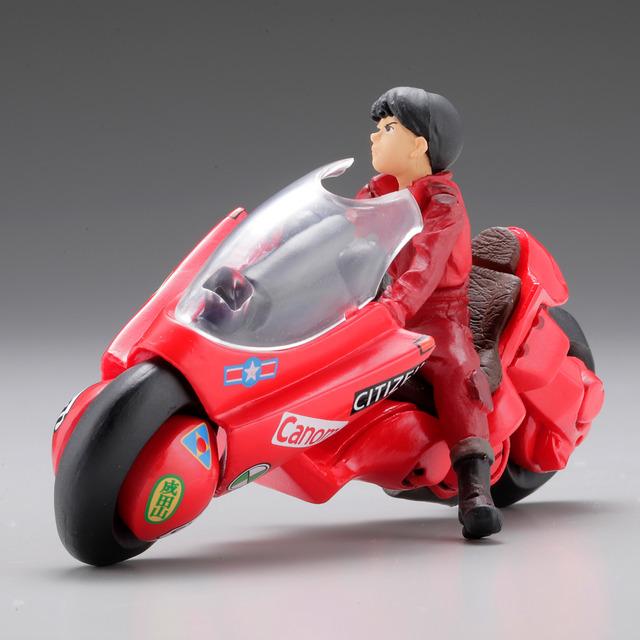 「AKIRA」PART.1金田「金田とバイク(Ver.1)」680円(税抜)(C)MASH・ROOM/KODANSHA(R)KODANSHA