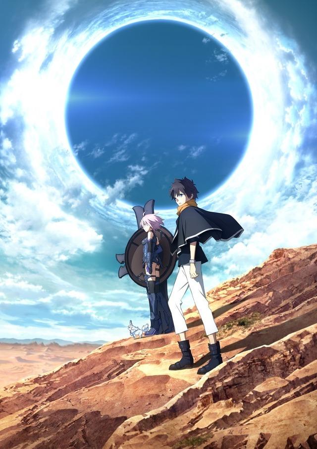 「Fate/Grand Order -絶対魔獣戦線バビロニア-」(C)TYPE-MOON / FGO7 ANIME PROJECT