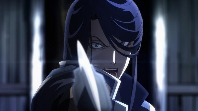 TVアニメ『胡蝶綺 ~若き信長~』第10話先行カット(C)揚羽母衣衆/胡蝶綺製作委員会