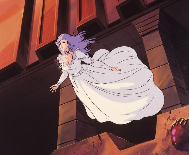 第1部「ユリア永遠に・・・・そしてシンよ!」(C)武論尊・原哲夫/NP・東映アニメーション 1987