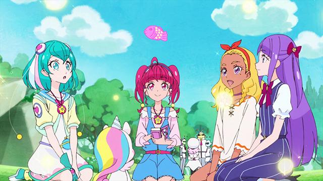 「『スター☆トゥインクルプリキュア』第32話先行カット」(C)ABC-A・東映アニメーション