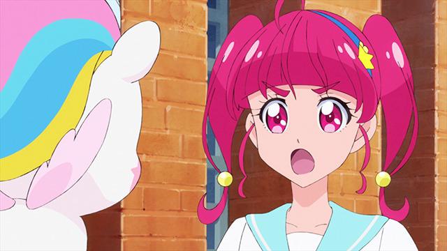 「『スター☆トゥインクルプリキュア』第33話先行カット」(C)ABC-A・東映アニメーション