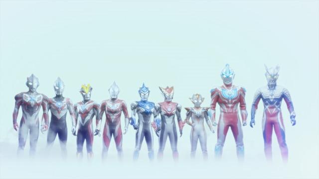 『ウルトラギャラクシーファイト ニュージェネレーションヒーローズ』(C)TSUBURAYA PRODUCTIONS Co., Ltd.