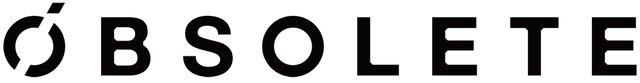 『OBSOLETE(オブソリート)』ロゴ(C)PROJECT OBSOLETE