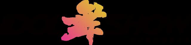 『IDOL 舞SHOW』ロゴ