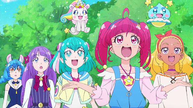 「『スター☆トゥインクルプリキュア』第34話先行場面カット」(C)ABC-A・東映アニメーション